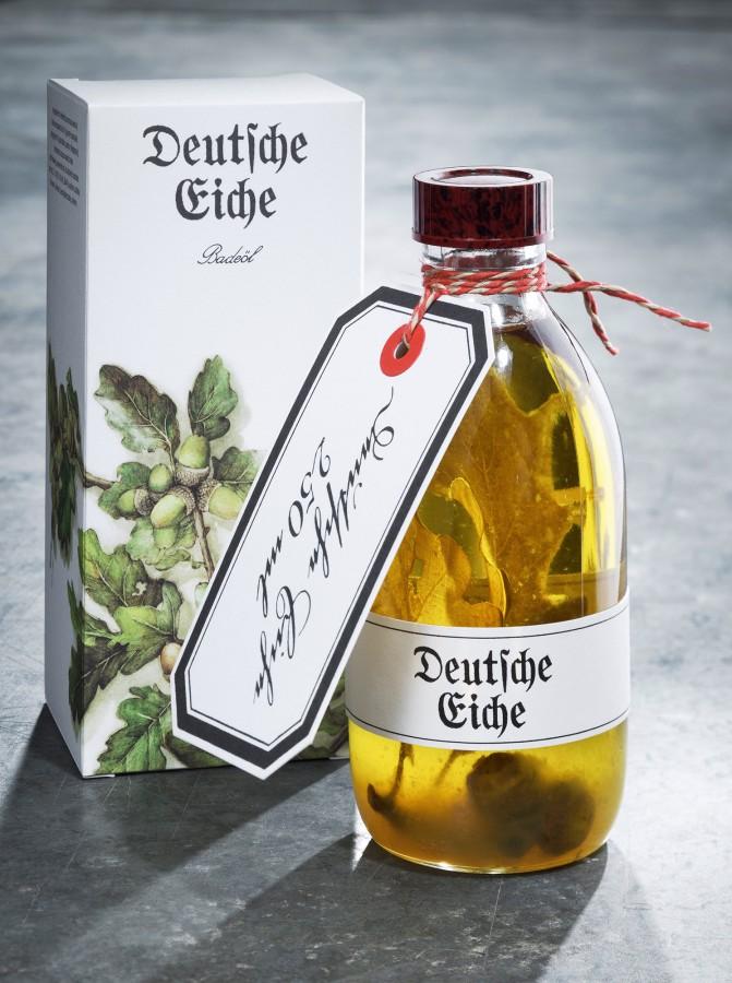 Frank Leder, Tradition, Deutsche Eiche, Badeoel